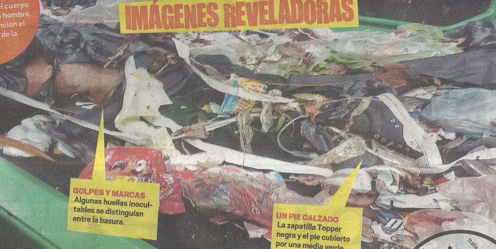 Fotos publicadas por el diario cronica de jazmin 92